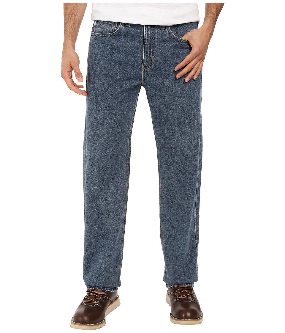 Carhartt Traditional Fit Straight Leg Jean (Deepstone) Men