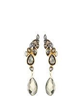 Alexis Bittar - Rocky Ear Cuff Clip w/ Crystal Cluster and Pyrite Drops