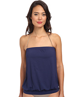 Vince Camuto - Collins Luxe Blouson Tankini w/ Removable Soft Cups