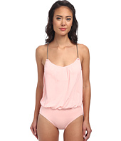 Vince Camuto - Collins Luxe Blouson Maillot w/ Removable Soft Cups