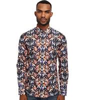 Just Cavalli - Python Floral Print Shirt