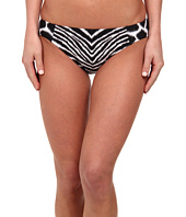 MICHAEL Michael Kors - Zebra Chevron Spliced Classic Bottom