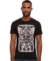 Just Cavalli - Skull Crew Neck Tee w/ Embellishment