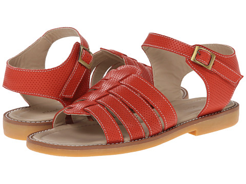 Elephantito Nantucket Sandal (Toddler/Little Kid/Big Kid) - Ferrari Red