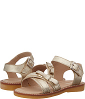Elephantito - Lili Crossed Sandal w/Bow (Toddler/Little Kid)