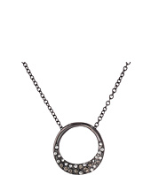 Alexis Bittar - Pave Encrusted Circle Pendant