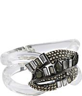 Alexis Bittar - Cubist Banded Hinged Bracelet