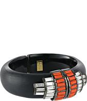 Alexis Bittar - Cubist Baguette Barrel Hinged Bracelet