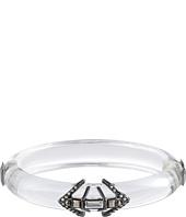 Alexis Bittar - Cubist Baguette Hinged Bracelet