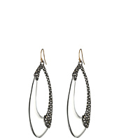 Alexis Bittar - Cubist Asymmetrical Tear Earrings