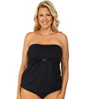 MICHAEL Michael Kors - Plus Size Linked Solids Bandini