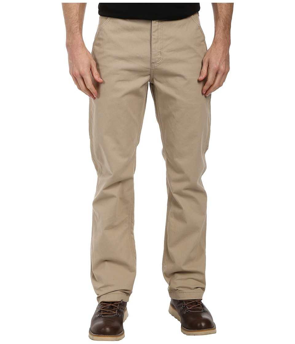Carhartt - Washed Twill Dungaree (Field Khaki) Mens Jeans
