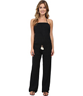 Lucky Brand - Lace It Up Jumpsuit Cover-Up