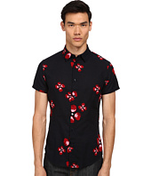 Armani Jeans - Flowers S/S Woven