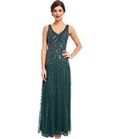 Adrianna Papell - Long Beaded Dress