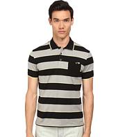 Armani Jeans - Yarn Dyed Striped Polo