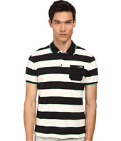Armani Jeans - Yarn Dyed Striped Polo