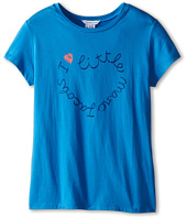 Little Marc Jacobs - Short Sleeve Printed Logo Tee Shirt (Big Kid)