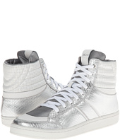 Just Cavalli - Metallic Leather Hi-Top