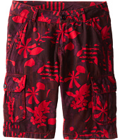 Little Marc Jacobs - Printed Cargo Shorts (Big Kid)