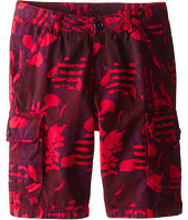 Little Marc Jacobs - Printed Cargo Shorts (Little Kid/Big Kid)