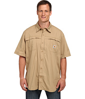 Carhartt - Big & Tall Force Mandan Solid S/S Woven