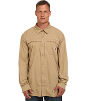 Carhartt - Big & Tall Force Mandan Solid L/S Woven