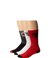 Macbeth - Taking Back Sunday 3-Pack Crew Socks