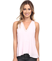 Rebecca Taylor - Sleeveless V-Neck Flippy Top