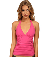 Tommy Bahama - Pearl Solids Halter Cup Tankini