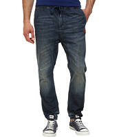 Prps Goods & Co - Chopper Denim Jogger in Medium Blue