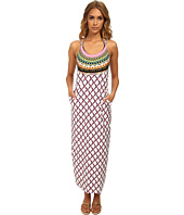 Trina Turk - Kon Tiki Covers Long Dress Cove-Up