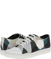 Viktor & Rolf - Printed Camo Sneaker with Logo