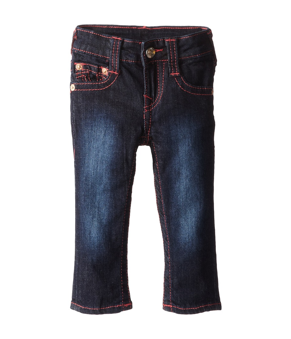True Religion Kids - Stella Skinny Jean Infant (Rinse) Gi...