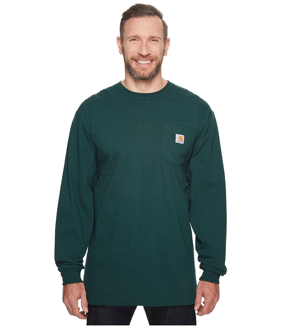 Carhartt - Big Tall Workwear Pocket L/S Tee