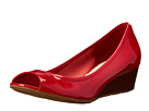 Cole Haan Air Tali OT Wedge 40 (Tango Red Patent)