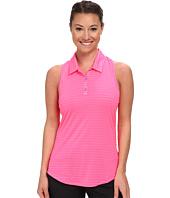 adidas Golf - Climacool Tour Mesh Stripe Sleeveless Polo '15