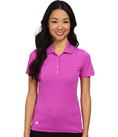 adidas Golf - Climalite Essentials Short Sleeve Solid Polo '15
