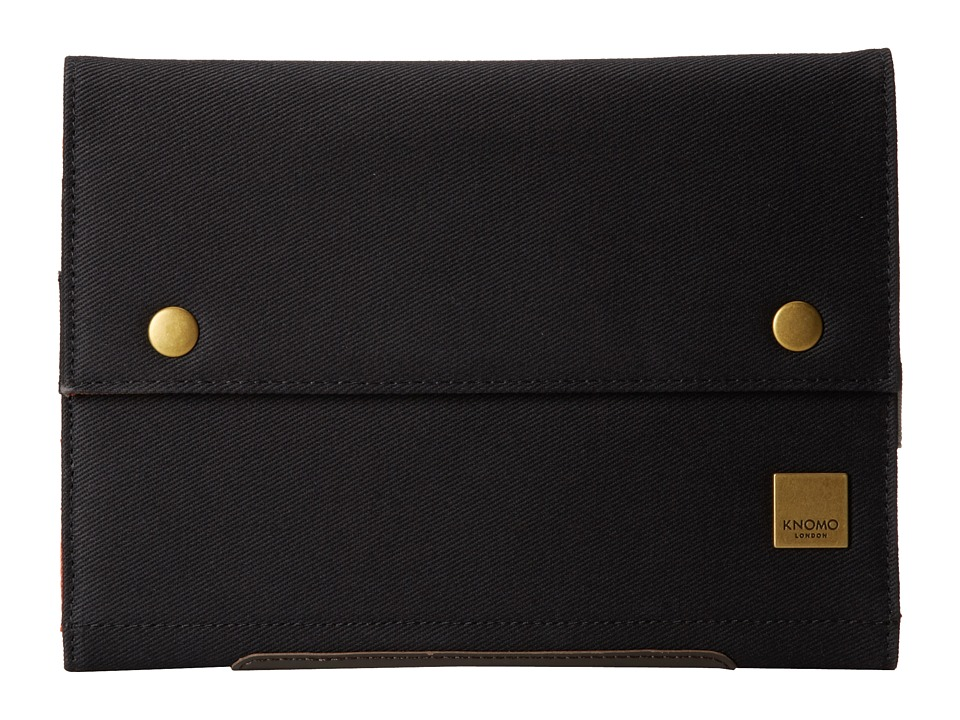 KNOMO London - Knomad Mini Portable Organiser (Black) Wallet