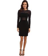Nicole Miller - Bandage Jersey L/S Dress