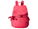 Kipling Ravier Backpack (Vibrant Pink)