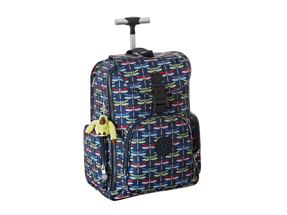 Kipling - Alcatraz II Backpack With Laptop Protection (Dragonfly