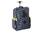 Kipling Alcatraz II Backpack With Laptop Protection (Dragonfly's Distress)