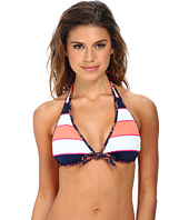 Tommy Bahama - Rugby Palm Reversible Halter Cup Bra
