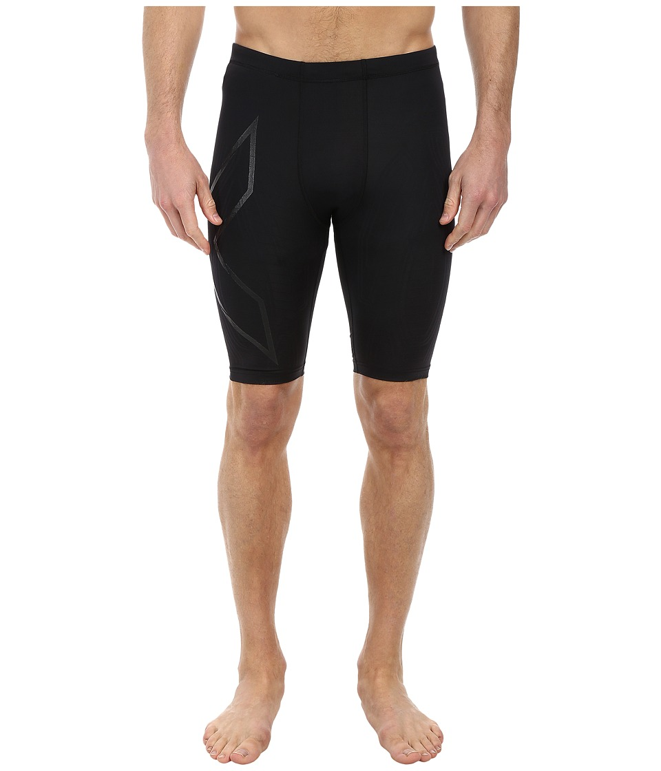 2XU Elite MCS Compression Short (Black/Nero) Men