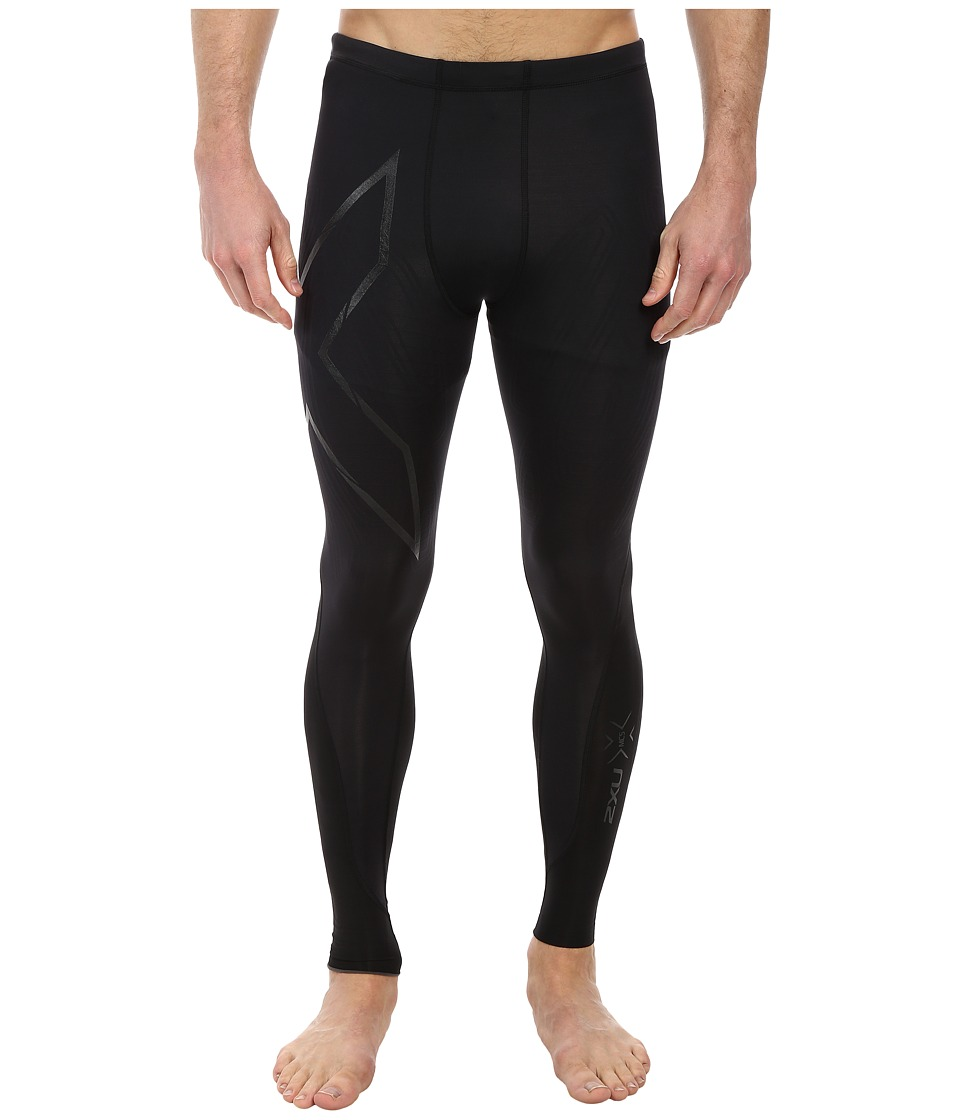 2XU Elite MCS Compression Tights (Black/Nero) Men