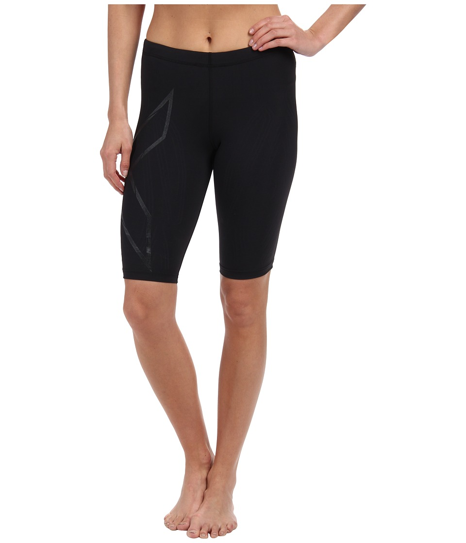 2XU Elite MCS Compression Short (Black/Nero) Women