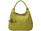 Kipling Bagsational Hobo (Dazzling Moss Green)