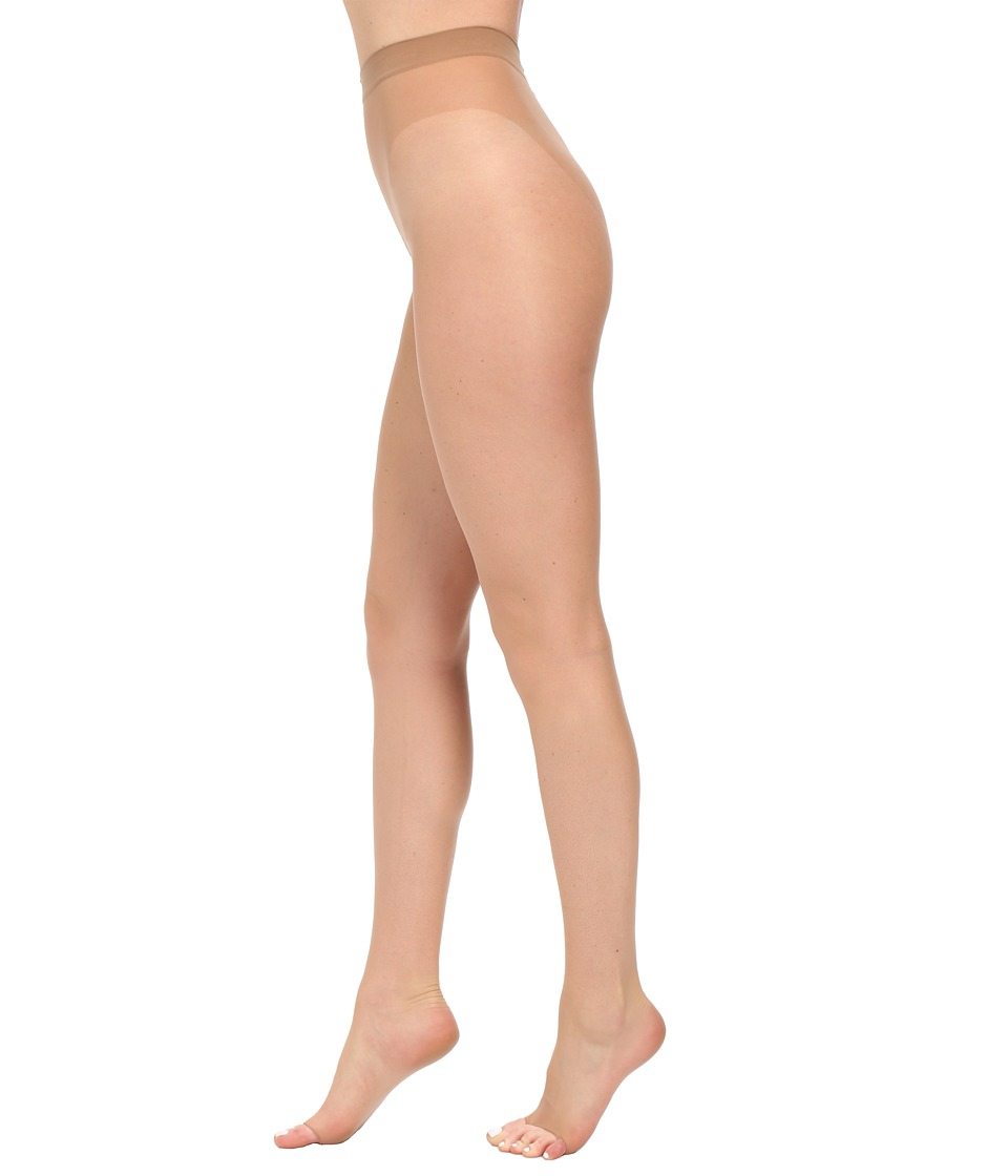 Wolford Luxe 9 Toeless Tights Fairly Light Hose