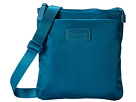 Lipault Paris Medium Crossbody Bag (Aqua)